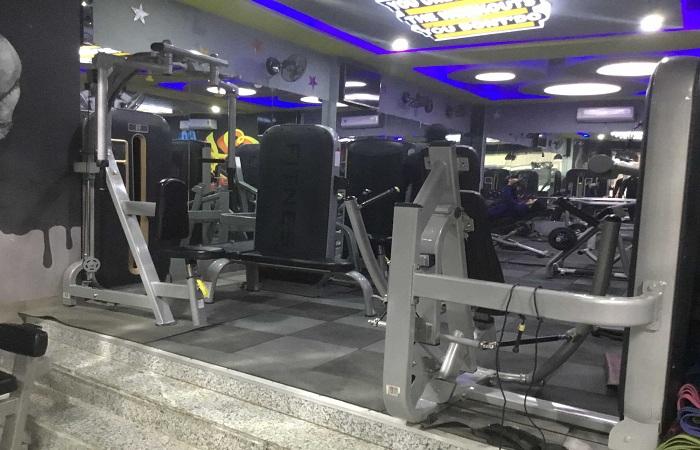 Body War Fitness Tilak Nagar
