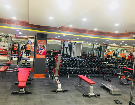 PLAY Fitness Sector 14 Gurgaon