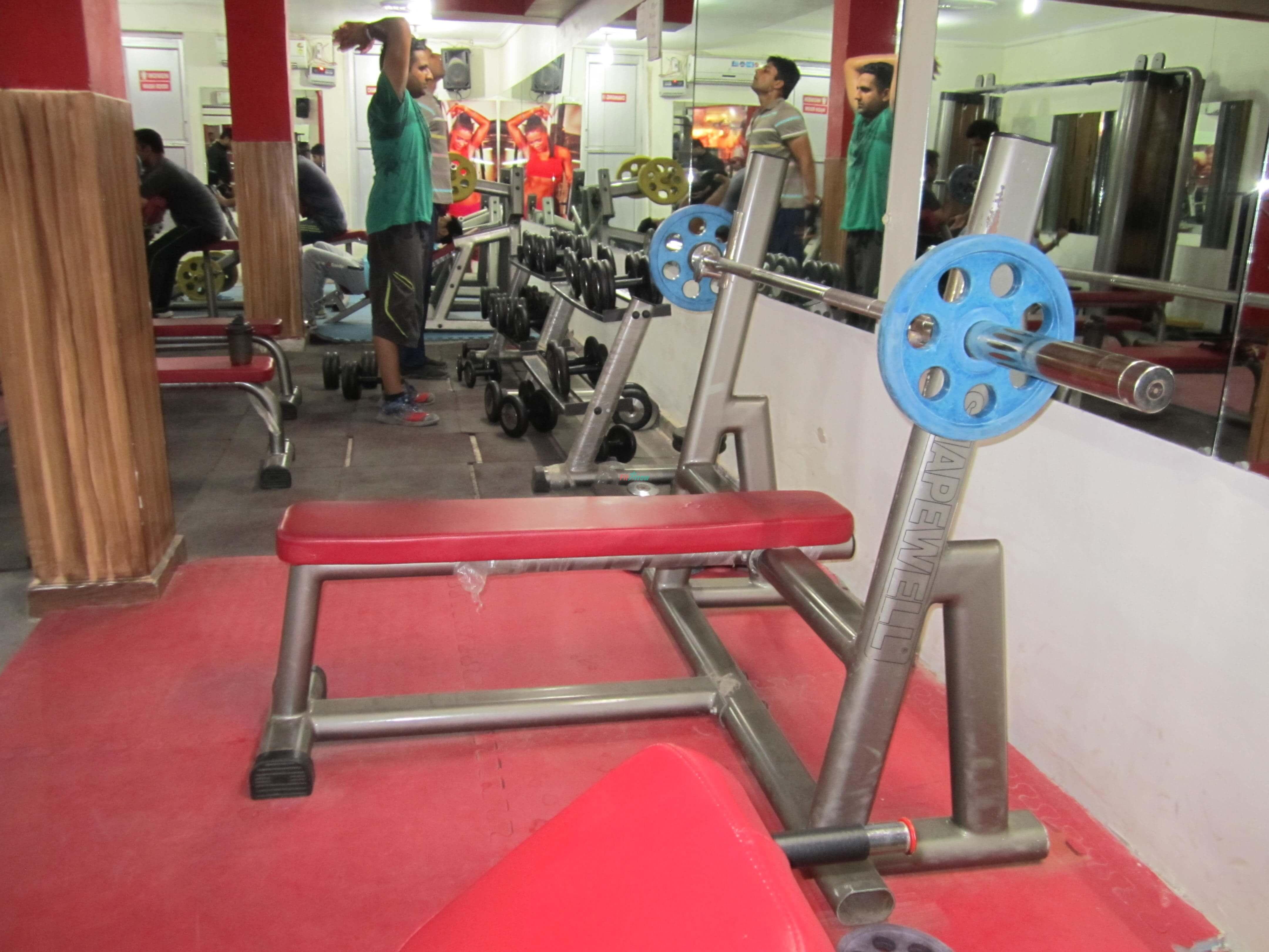 Body Cafe Gym South City 1