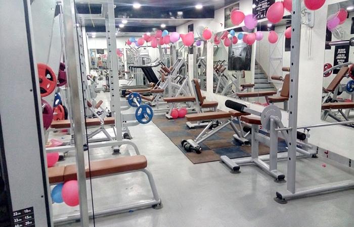 Fitness Alpha Sector 47c