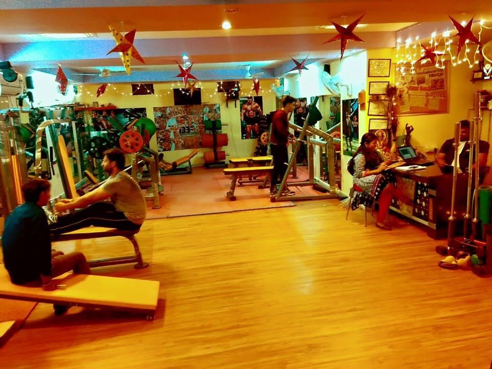 Bucktown Fitness Club Laxmi Nagar