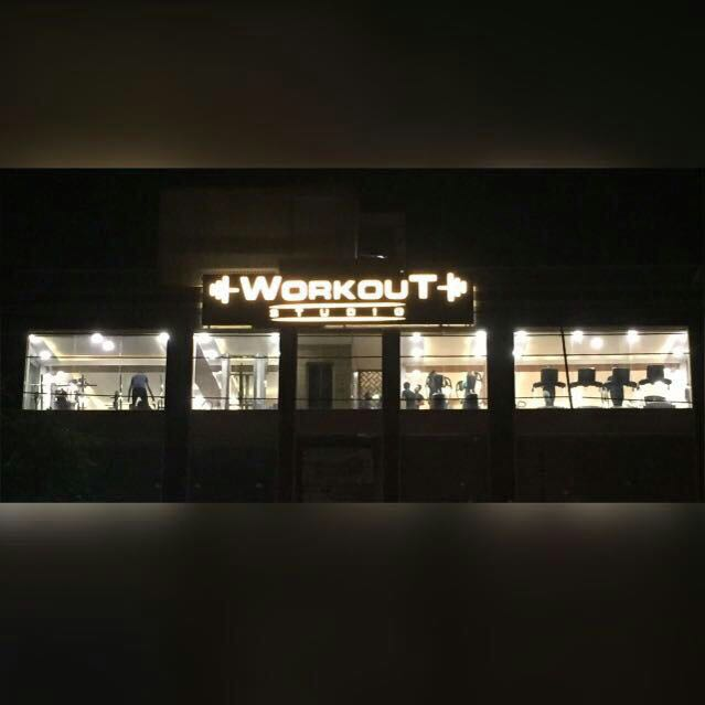 Workout Studio Malviya Nagar