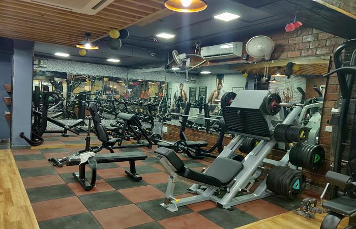 Sweat House Gym Gtb Nagar