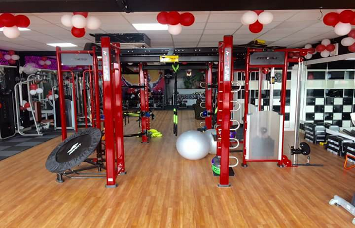 Fitoor The Fitness Studio Sector 14 Rohini