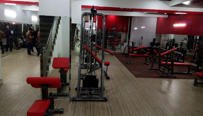 Fitness Freak Gym Sector 70 Noida