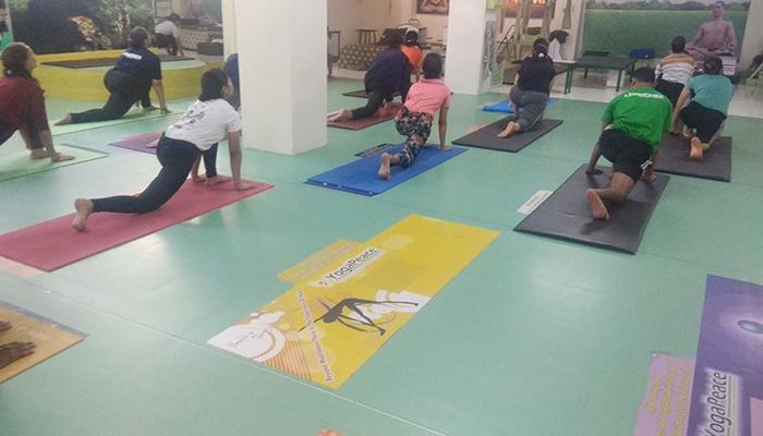 Yoga Peace Shastri Nagar