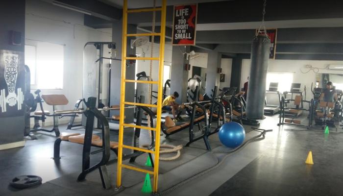 F7 Fitness Studio Alwal