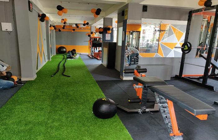 Fit Wit Alpha Fitness Narendrapur