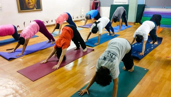Energizer Yoga Somajiguda