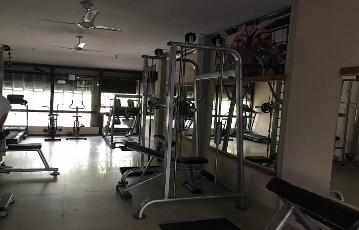 Gym Nation Sector 23c