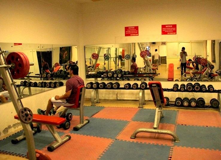 Posh The Gym Sector 31 Gurgaon