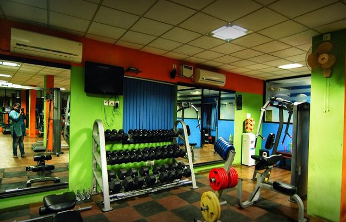 Life Fitness Studio Mogappair East