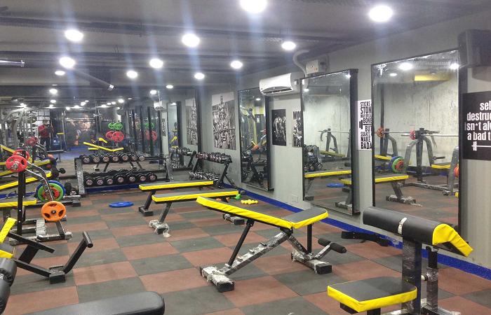 Akhada Health & Fitness Club Sector 33d