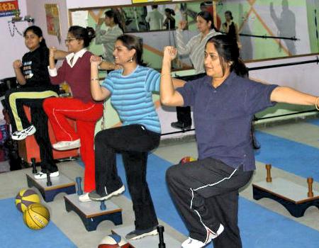 The Squats Gym Mayur Vihar Phase -1
