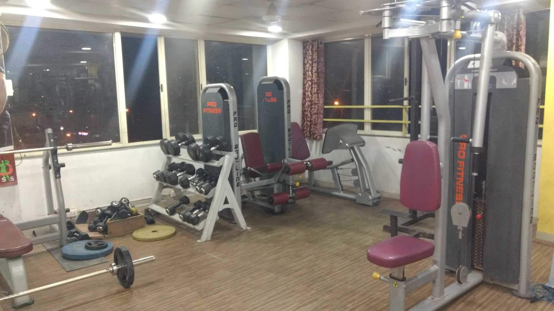 The Pro Fitness Gym Narol