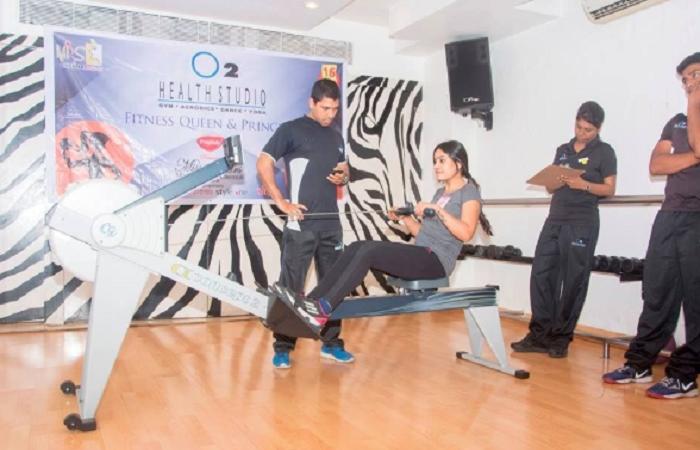 O2 Health Studio Velachery