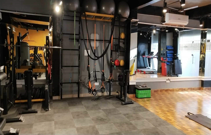 Fit Figure Gym Sahibabad