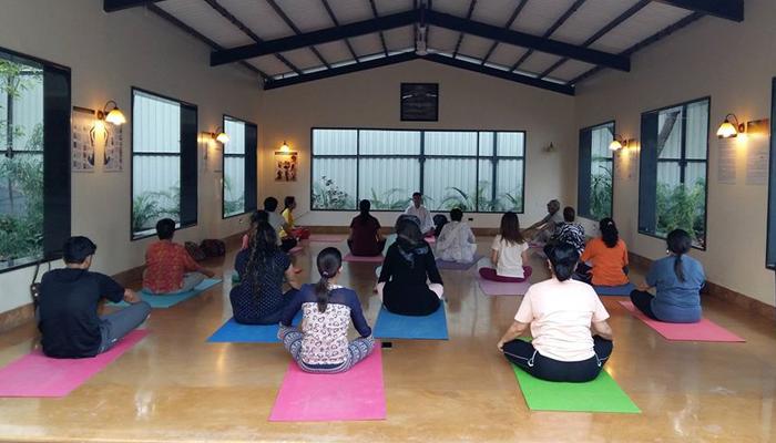 Yoga With Prashant Pandey Koregaon Park