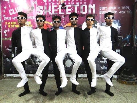 Skeleton Dance Crew Ramesh Nagar