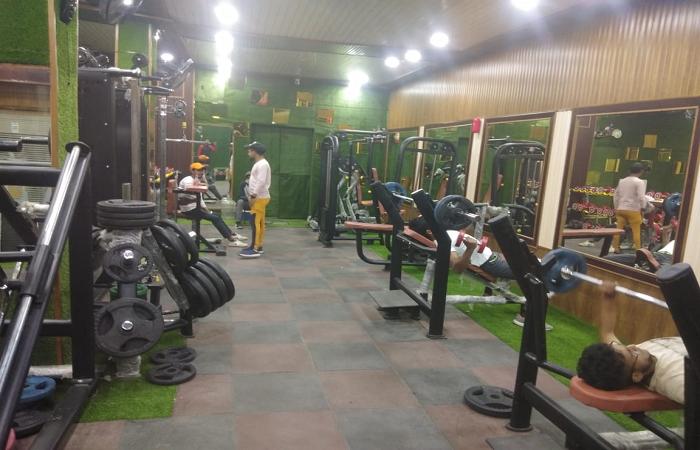 Dabangg Fitness Point Nangloi