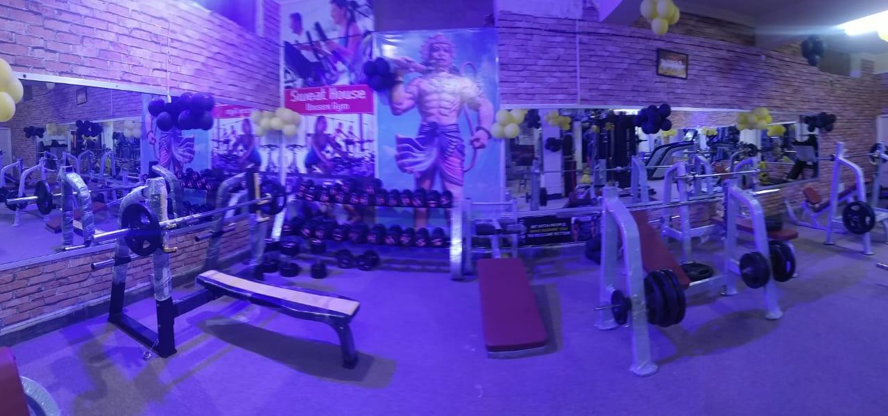 Sweat House Unisex Gym Mahesh Nagar