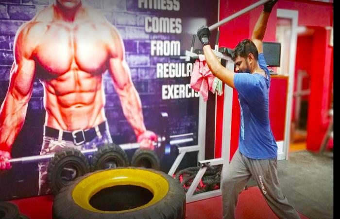 S Fitness Studio Velachery
