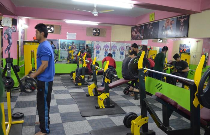 World Green Gym Shastri Nagar