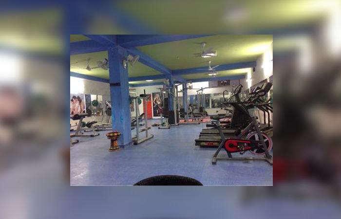 Mr Fitness Lajpat Nagar Part 4