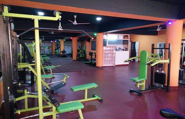 Balaji Health Club Sector 40c