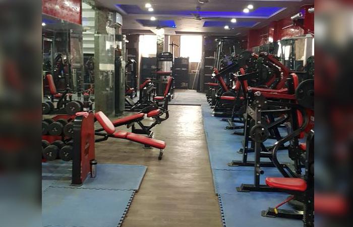 The Vyayamshala Gym Uttam Nagar