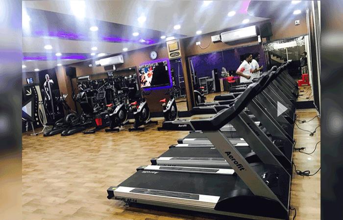 Highline Fitness Thirumenahalli