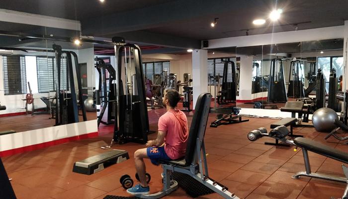 Millennium Fitness Shivajinagar