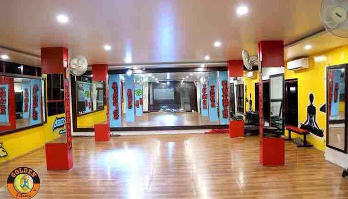 Golden Fitness Club Akurdi