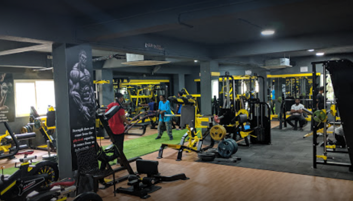 Fitness Blaze Gym Chanda Nagar