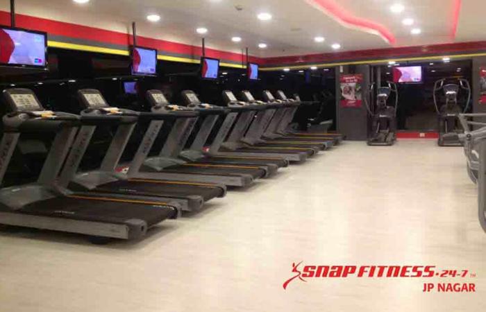 Snap Fitness JP Nagar
