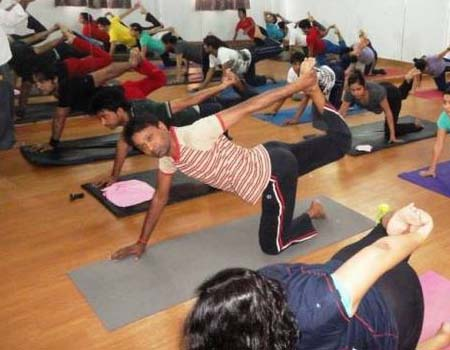 Nirvana Yoga Studio Sector 50 Noida