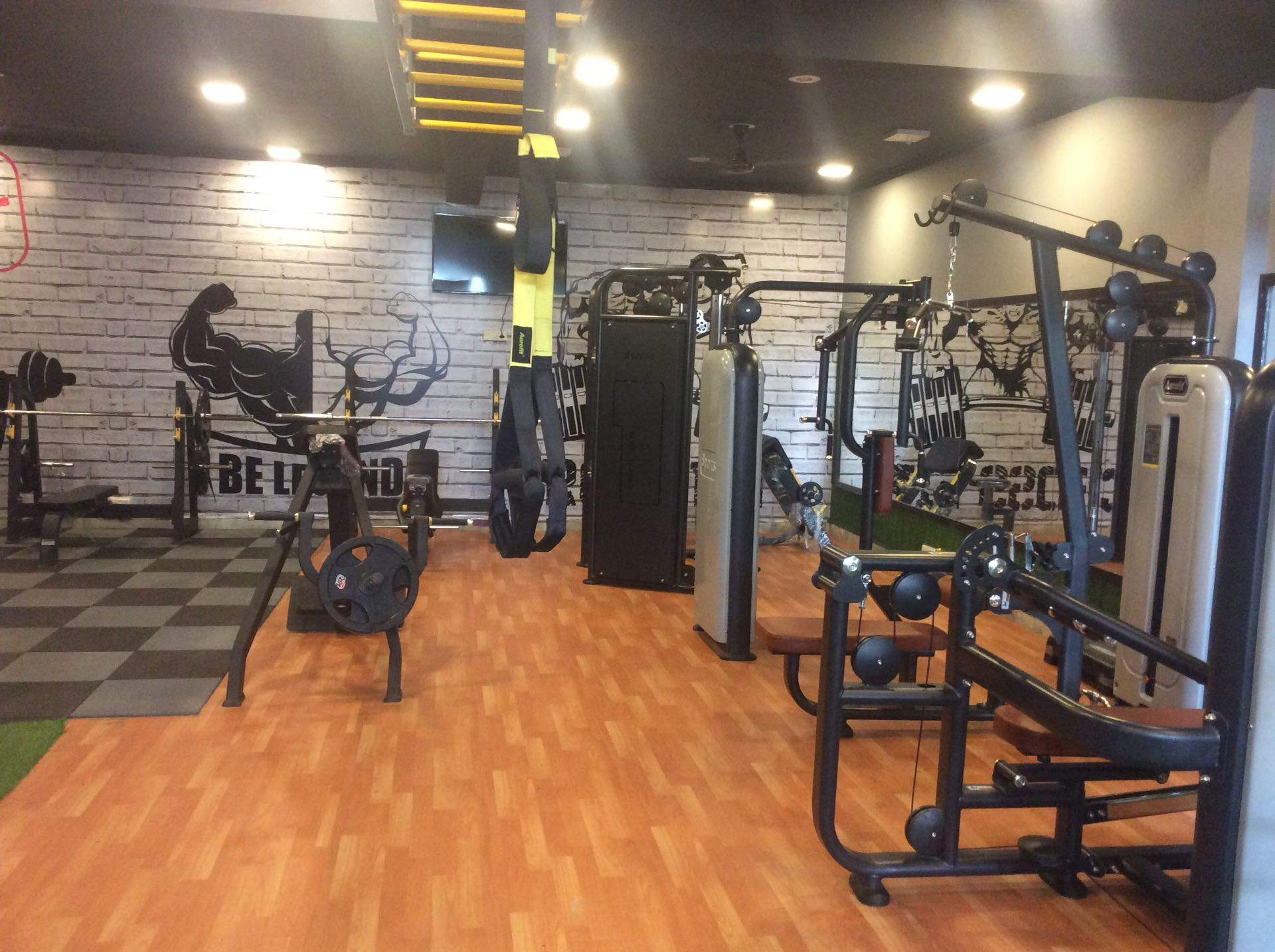 Be Legend Gym And Crossfit Vaishali Nagar