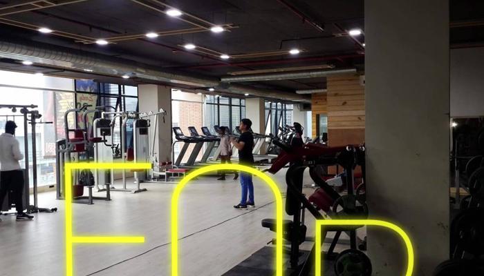 Flexspot (upon Fitness) Doddakannalli