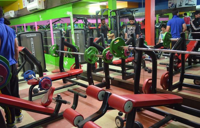 Unique Gym Malviya Nagar