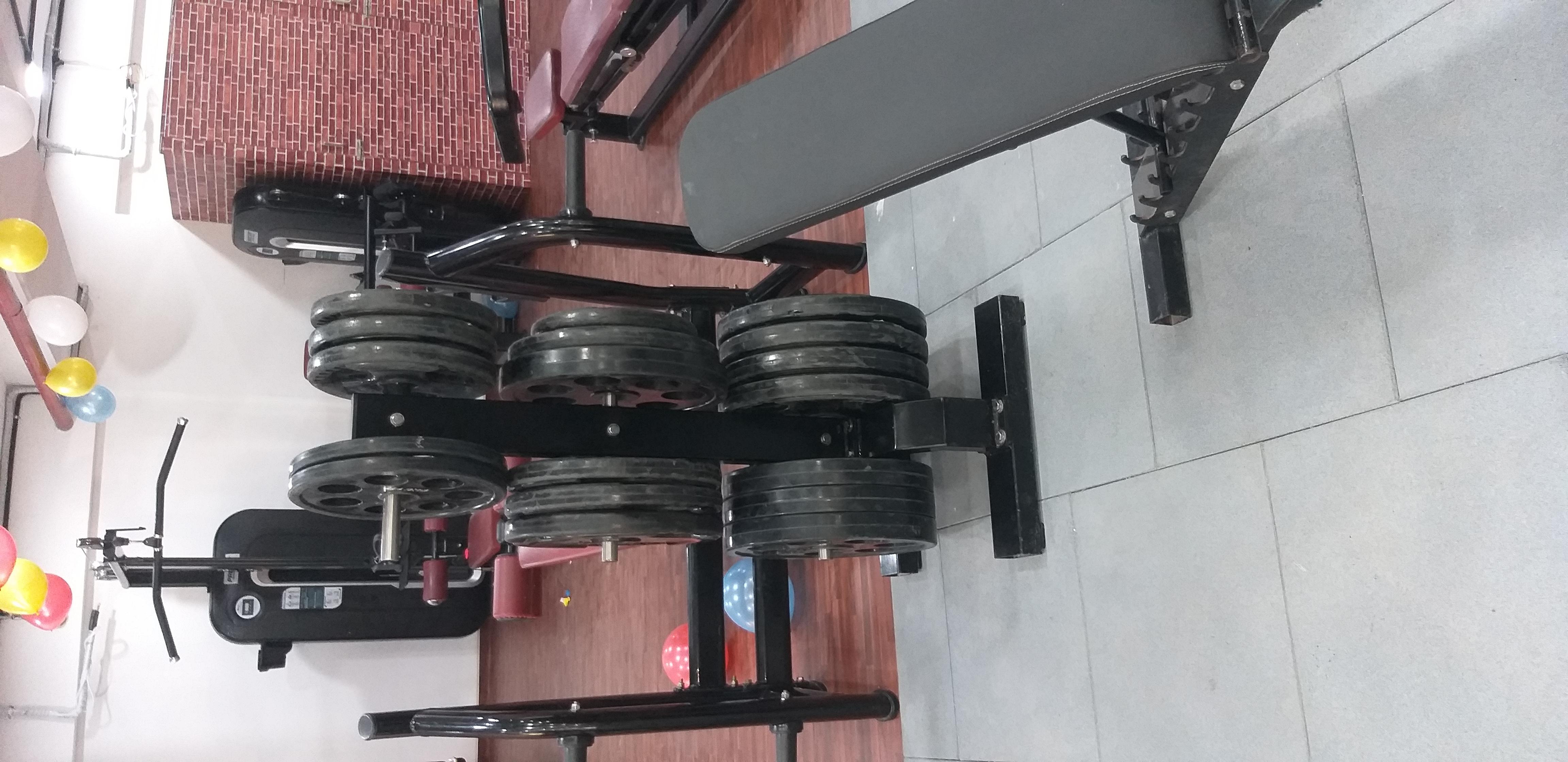 The Big Shot Gym Navrangpura