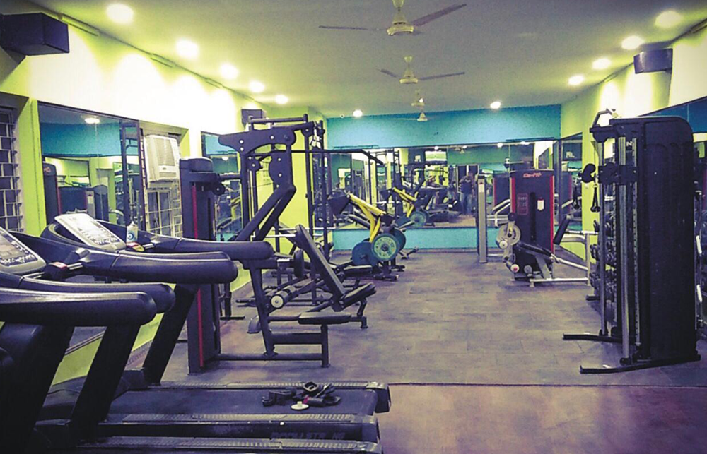 Craft Fitness Defence Colony