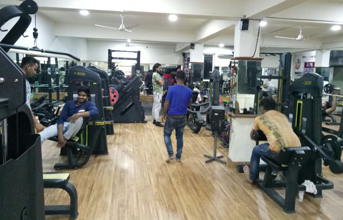 The Master's Gym Gomtipur
