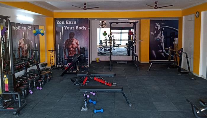 Fitness Fort 2 Mahesh Nagar