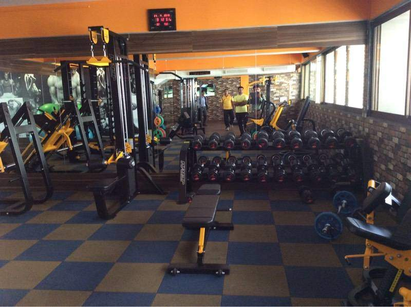 Muscle Gym Science City