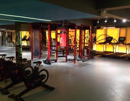 The Ashoka Gym Ghatlodiya