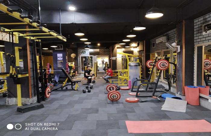 The Inferno Fitness Club Mayur Vihar Phase -1