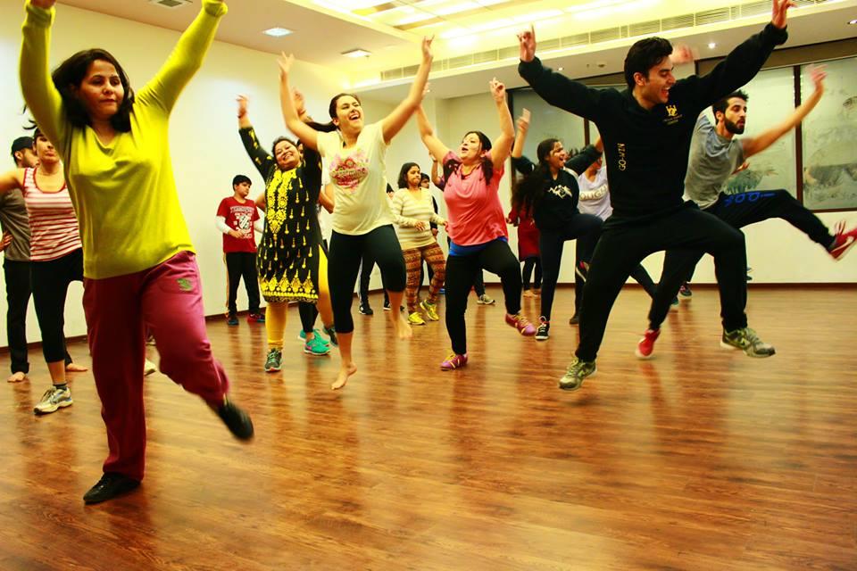 Urban Dance Center South City 1