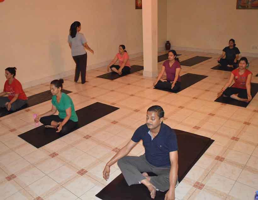 The Yoga Kutir Sector 71 Noida