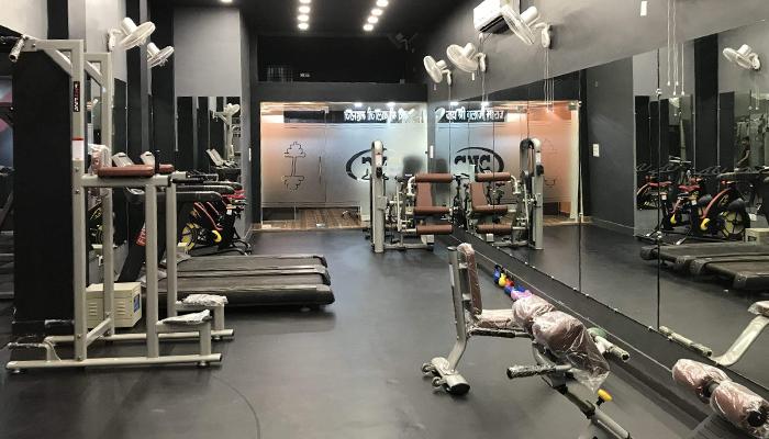 Addiction Fitness Studio Sector 16 Noida