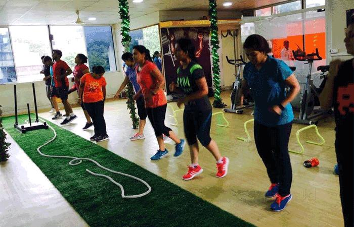 Body Fuel Fitness Club Kothrud
